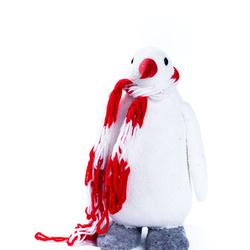 Figurina din polistiren Pinguin