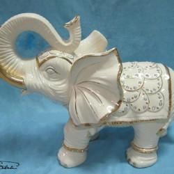 Elefant din Portelan VS5070 VITTORIO SABATINI