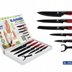 Set 6 cutite Blaumann For Your Home BL-5504
