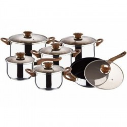 Set Oale din Inox 12 piese BL 1243TF BLAUMANN FOR YOUR HOME