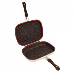 Tigaie Dubleta Premium Rockland , 32 cm, DB32-CR