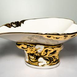 Fructiera Ceramica VS64 VITTORIO SABATINI