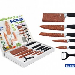 Set 6 cutite Blaumann For Your Home BL-5507