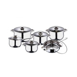 Set Oale din Inox 12 piese BL1240 BLAUMANN FOR YOUR HOME