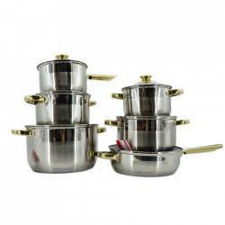 Set Oale din Inox 12 piese BL-1246 Blaumann For Your Home