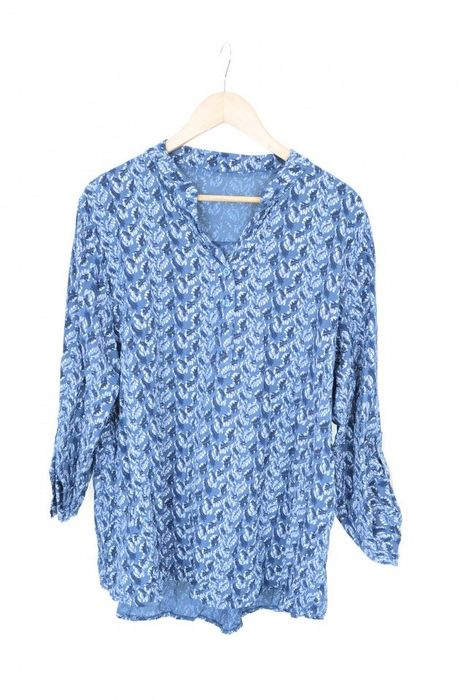 Bluza de dama tip camasa, cu imprimeu images