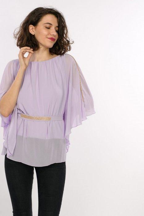 Poze Bluza de seara eleganta cu strasuri, de dama