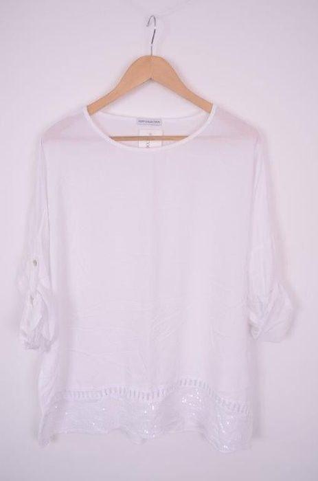 Poze Bluza de dama cu detaliu sclipici