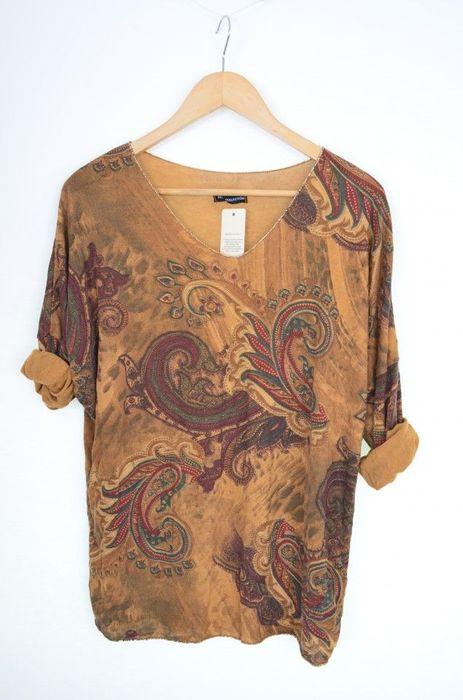 Poze Bluza dama cu imprimeu Paisley