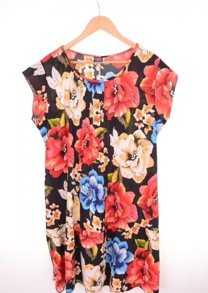 Rochie imprimeu floral