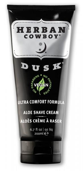 Crema de ras Dusk, cu aloe vera, Herban Cowboy, 200 ml