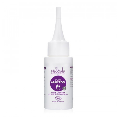 Ulei tratament impotriva paduchilor, Neobulle, 50 ml