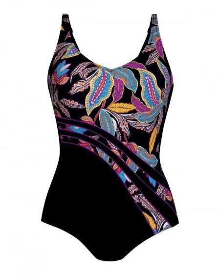Costum de baie intreg, post-mastectomie, DIRBAN, M0 6356