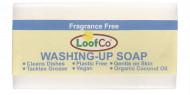Sapun solid pentru vase, fara miros, LoofCo, 100 g