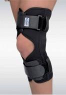 Orteza de genunchi mobila, cu inchidere anterioara si articulatii mobile, Triagen – SRT 319