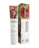 Pasta de dinti organica cu fluor, rodie, aloe si salvie, pt. protectie, Nordics, 75 g