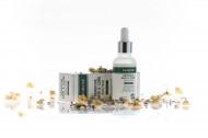 Elixir pt. piele sensibila cu geranium, apa de musetel si acid hialuronic, Biorose, 30 ml