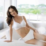 Sutien post-mastectomie, cu buzunare pe ambele parti, Stella, cod 5715X