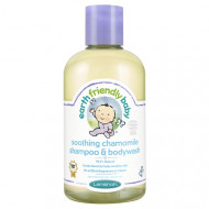 Sampon si gel de dus musetel, Earth Friendly Baby