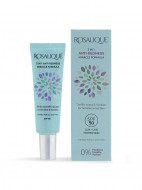 Crema / Fond de ten anti-roseata, cuperoza, 3 in 1, Spf 50, pt toate tipurile de ten, Rosalique. 30 ml
