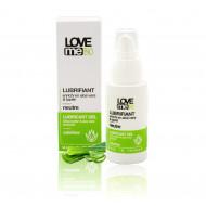 Gel lubrifiant intim, fara miros, Love Me Bio, 50 ml