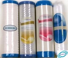 Poze Set filtre anuale Sistem Nanofiltrare Chanson