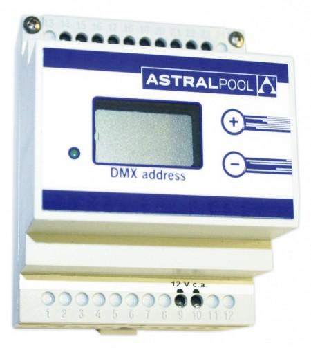 ILUMINARE LED - ACCESORII - SISTEME DE CONTROL RGB DMX - MODUL PENTRU PROIECTOARE MARI RGB DMX