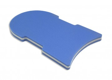 Placa Flotanta Super Kickboard - marime L - 490x280x40mm
