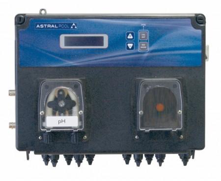 SPA pH-EV 0.4 l/h Dual Basic Control compatibil cu Fluidra Connect (inclusiv sonde)
