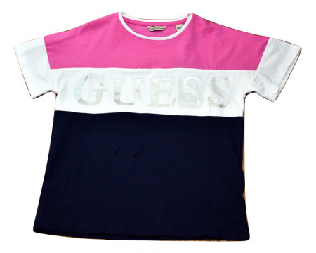 Tricou Guess in dungi multicolore