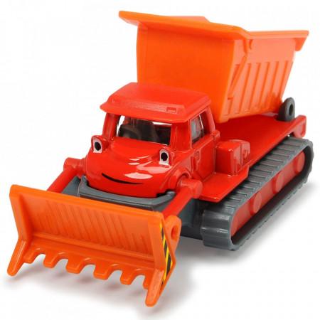 Buldozer Dickie Toys Bob Constructorul Action Team Muck