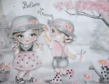 Rochita de bebe cu fetite dragalase