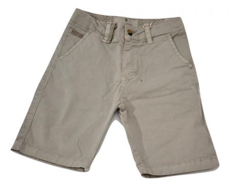 Pantaloni scurti, tercot, bej