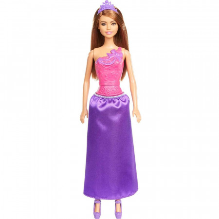 Papusa Barbie by Mattel Princess GGJ95