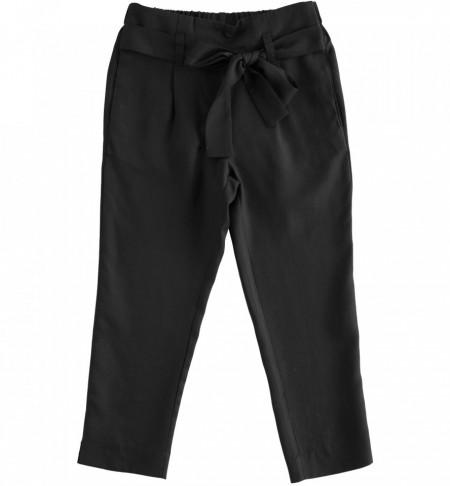 Pantalon fete , Ido , negru