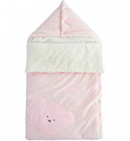 Combinezon paturica bebe nou nascut pentru exterior