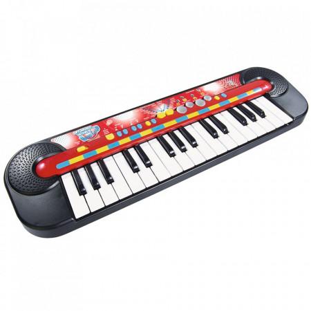Jucarie Simba Orga My Music World Keyboard cu 32 clape