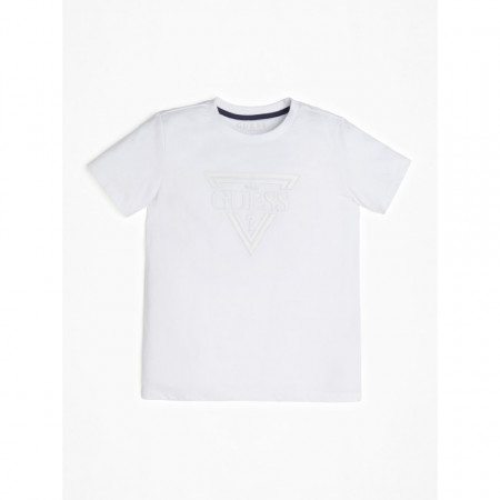 Tricou Guess, logo,alb
