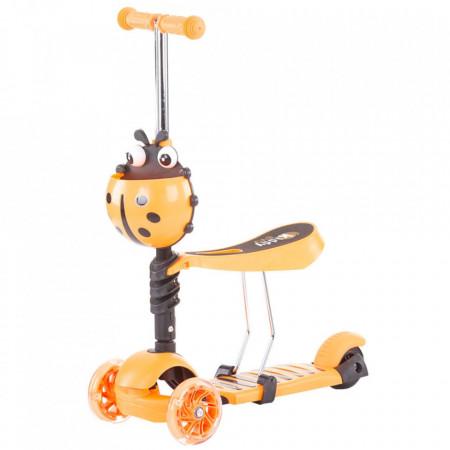 Trotineta Chipolino Kiddy Evo orange