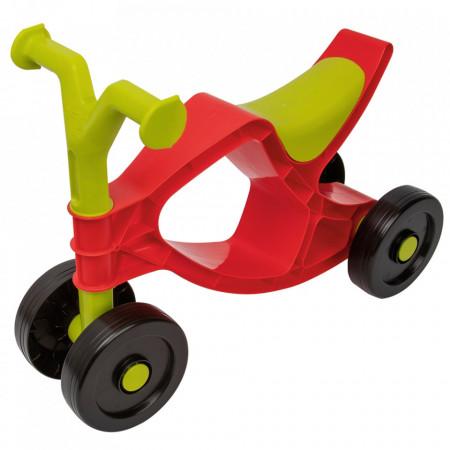 Bicicleta fara pedale Big Flippi red green