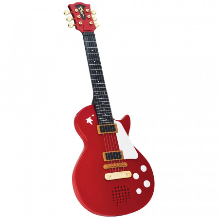 Chitara Simba My Music World Rock rosu