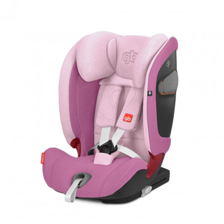 Scaun auto gb Everna-fix Sweet Pink