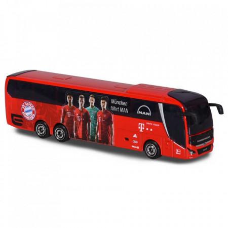 Autobuz FC Bayern Munchen Majorette MAN Lion's Coach L Supreme Teambus 2019-2020