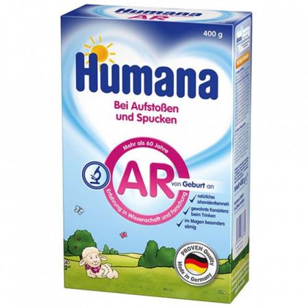 Lapte praf Humana AR de la nastere 400 g