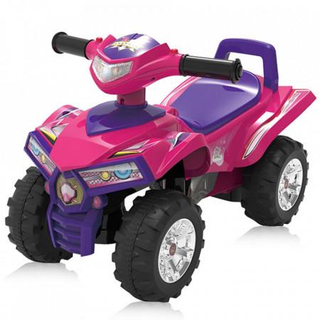 Masinuta Chipolino ATV pink