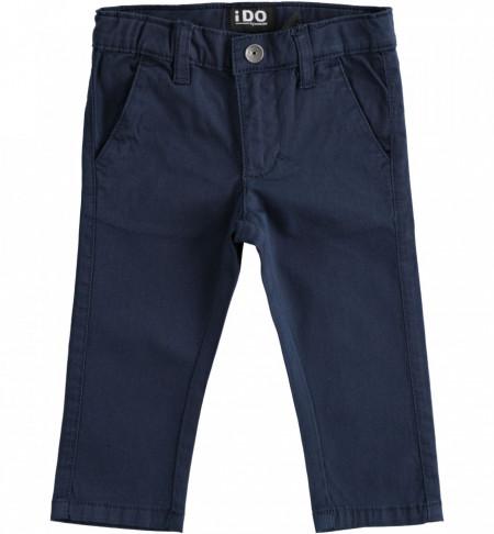 Pantalon băieți bleumarin, IDO