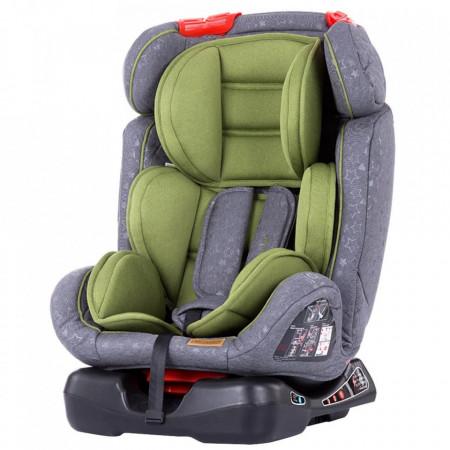Scaun auto Chipolino Orbit 0-36 kg green