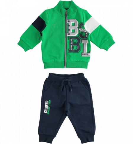 Trening baieti, ido, verde