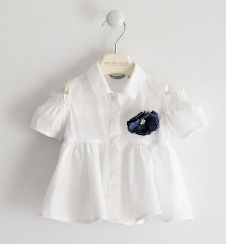 Camasa fete alba