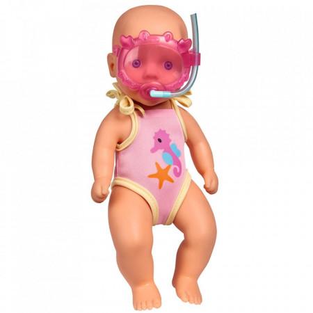 Papusa Simba New Born Baby Bathdoll 30 cm
